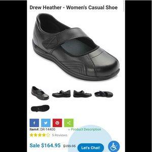 NEW - DREW Heather Shoes